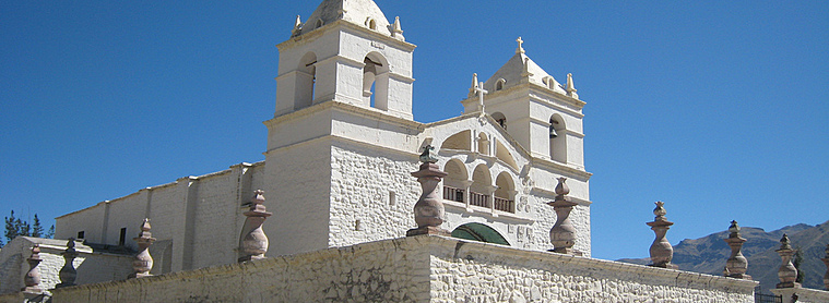 Eglise, Pérou