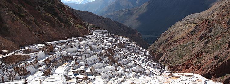 sali de maras à ne pas manquer au Pérou