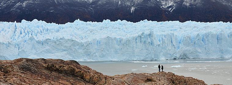 Le Perito Moreno, un glacier en danger !