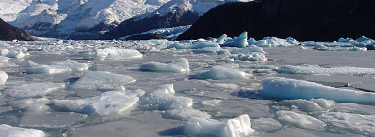 El Calafate, paysage de glace !