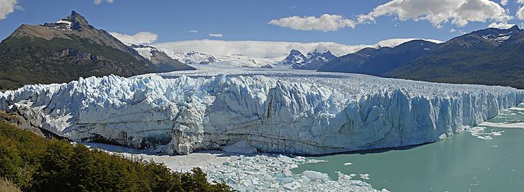 Le Perito Moreno, un géant de glace !