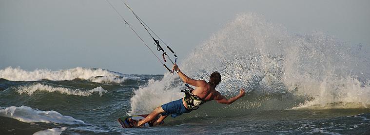 Paradis du kite-surf : Fortaleza !