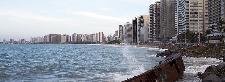 Fortaleza, Nordest du Brésil