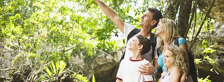 Voyage en famille dans la fôret Amazonienne ?