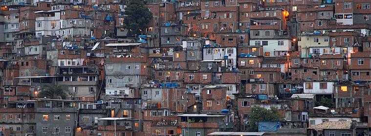 Favelas, Brésil