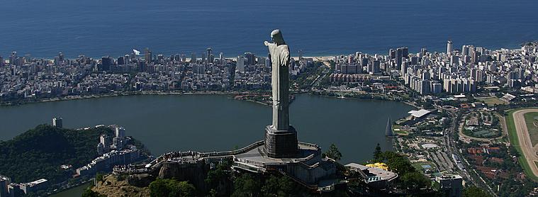 Le christ de Rio de Janeiro, histoire, Brésil