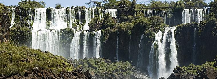 Les chutes d'Iguazu sont inscrites au patrimoine mondiale de l'Unesco !