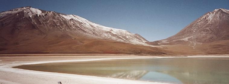 Dormez près des lacs salés dans le Nord-Ouest argentin