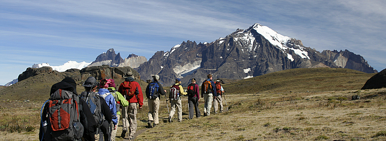 Après une longue journée de Trek en Patagonie, dormez dans un campement digne de ce nom !