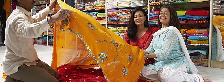 Magasin de Saris