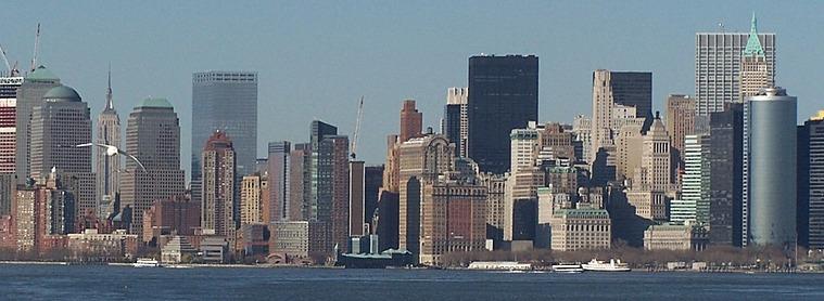 Ne pas manquer les gratte-ciels de l'une des mégalopoles américaines !