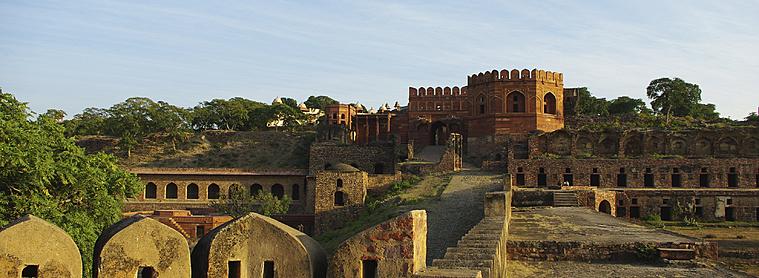 Cathédrale de Fathepur, Inde