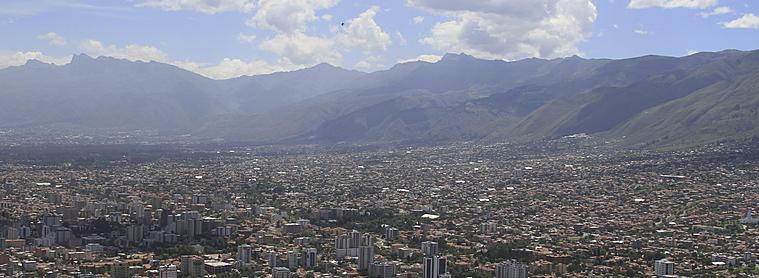 La 3ème plus grande ville de Bolivie