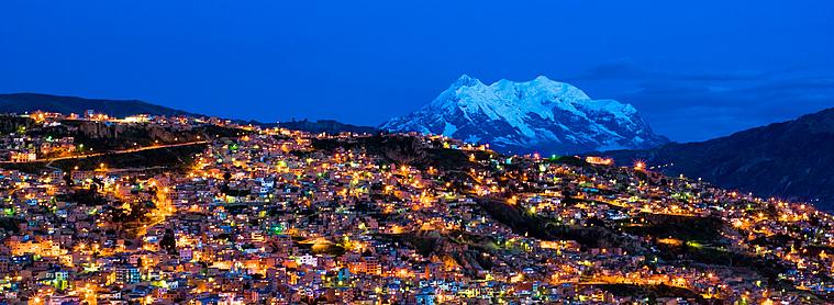 La Paz, un incontournable de la Bolivie