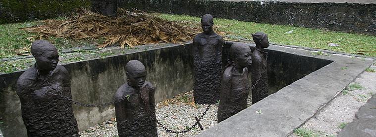 Zanzibar fut l'une des plaques tournantes de la traite négrière