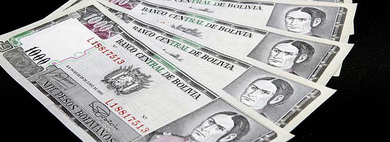 Le boliviano