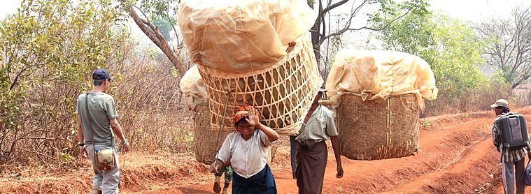 Travailleurs Shan