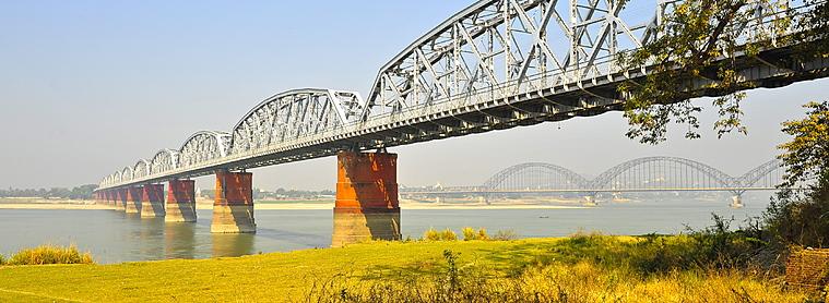 Ponts d'Ava et de Sagaing