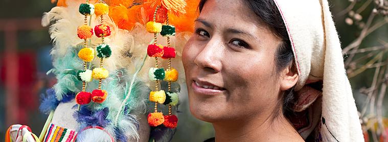 Partez à la rencontre du peuple bolivien