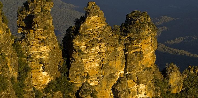 Blues Mountains - NSW
