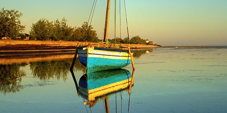 Les plages idylliques de Tanzanie au bord de l'Océan Indien