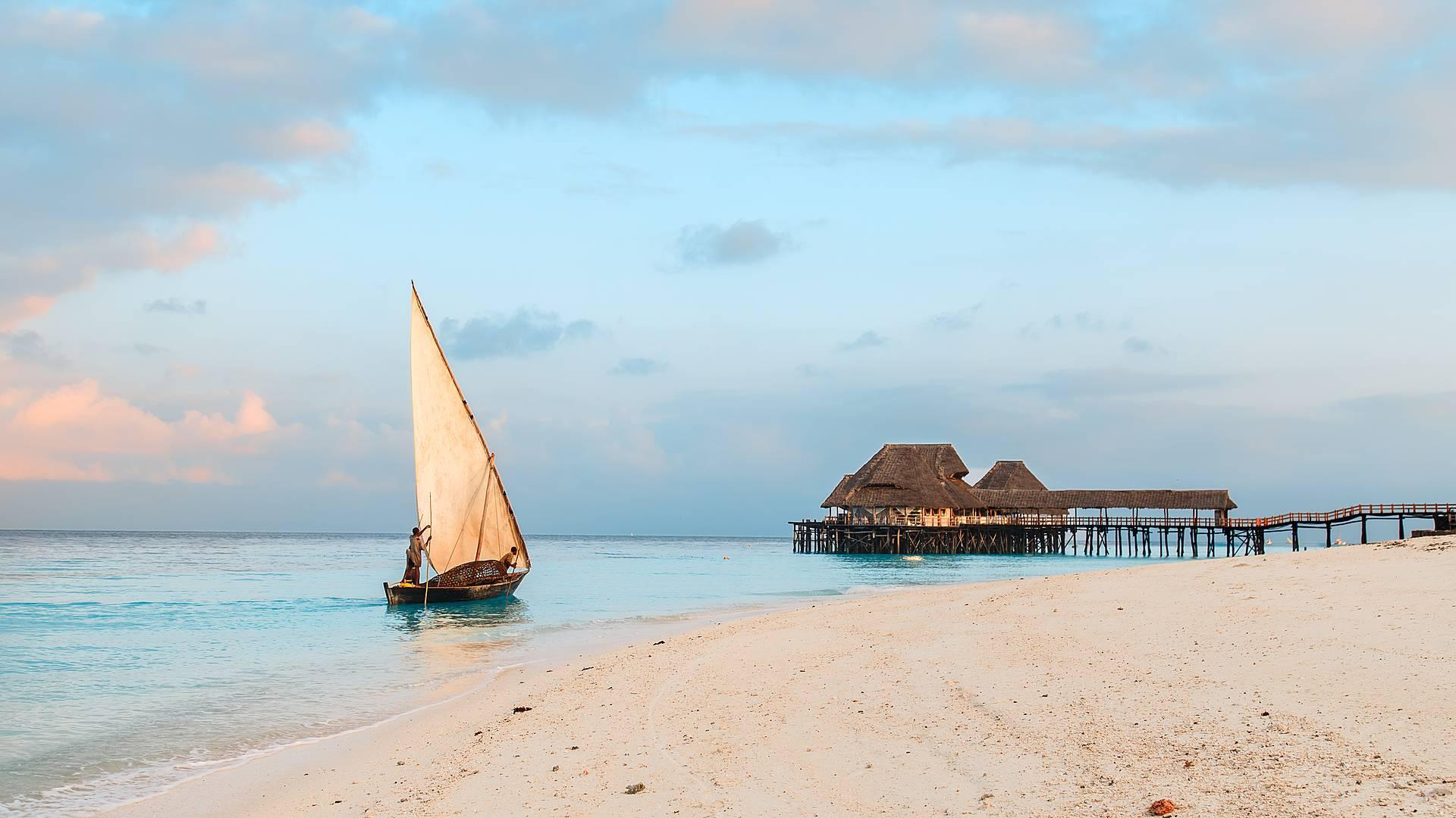 Safari Tanzania y playas de Zanzíbar