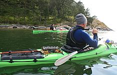 L\'archipel de Stockholm en kayak