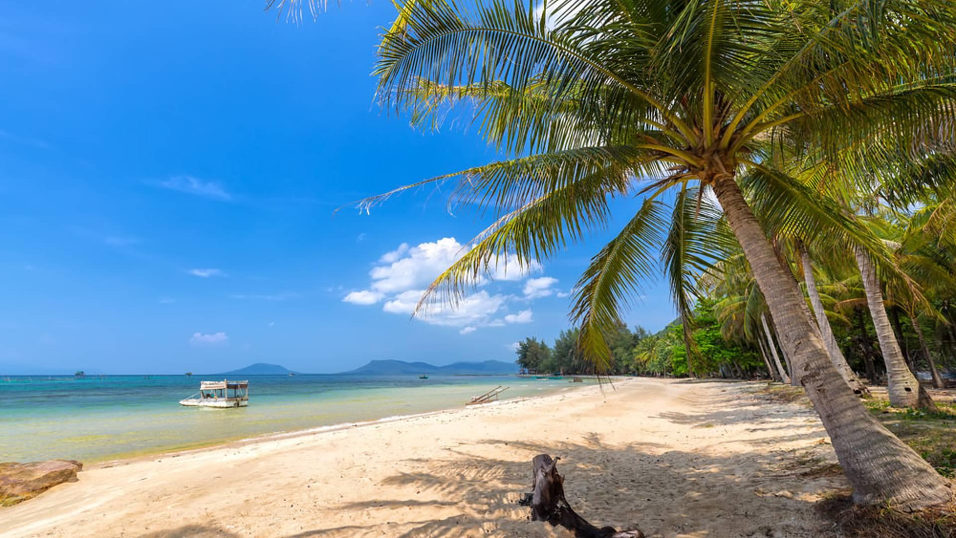 Circuito de lujo con Playas de Phu Quoc