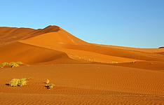 Empreintes Namibiennes en groupe