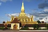 Les temples au Laos