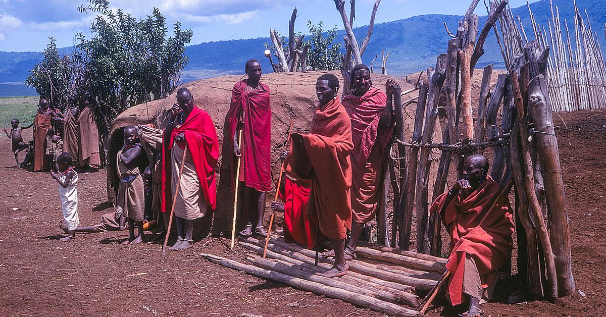 Voyage à pied : Safari magique et randonnée Maasai