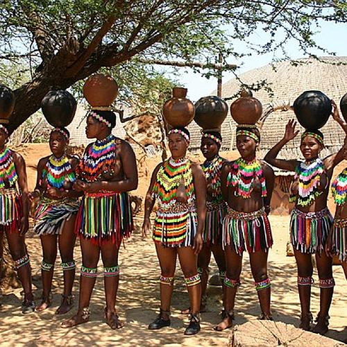 Mosaïques Sud-Africaines, en petit groupe - Johannesbourg -