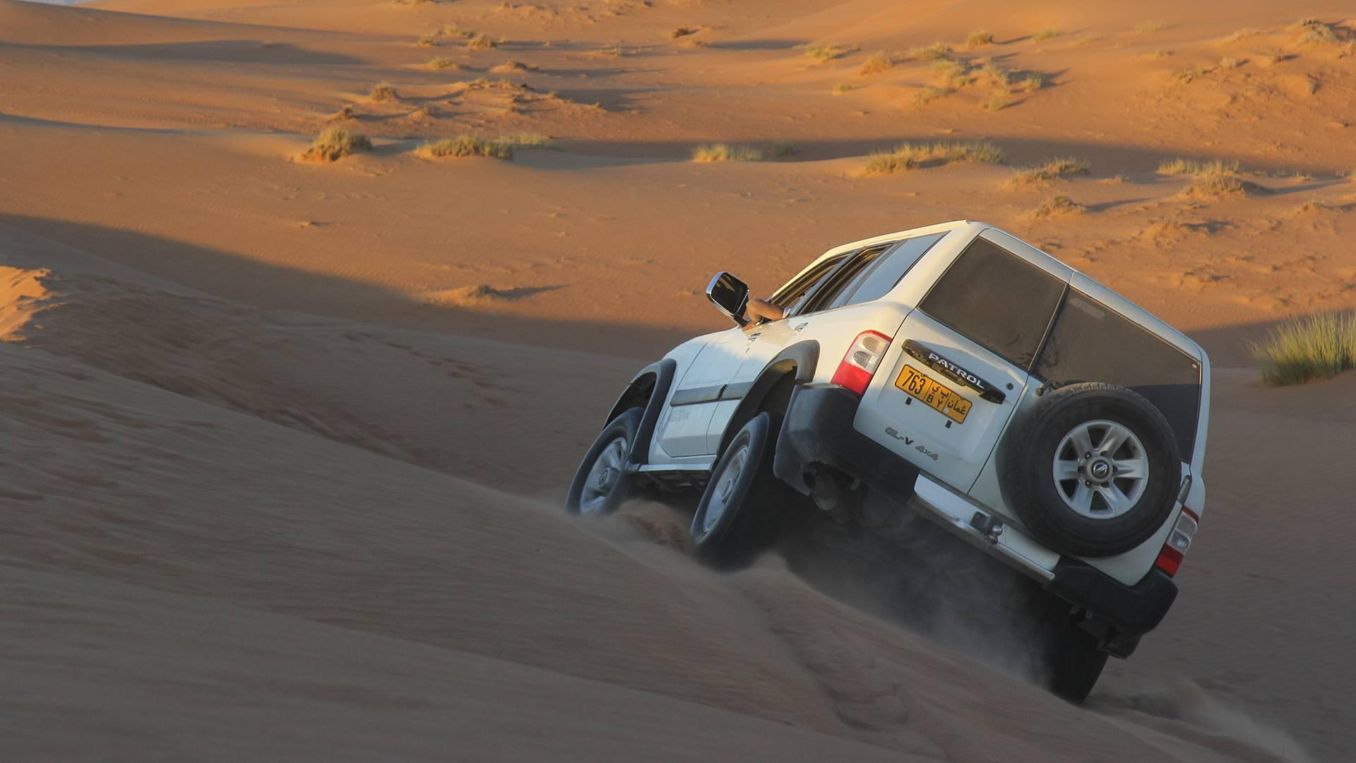Road Trip en liberté entre oasis et désert