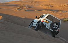Road Trip dans le desert
