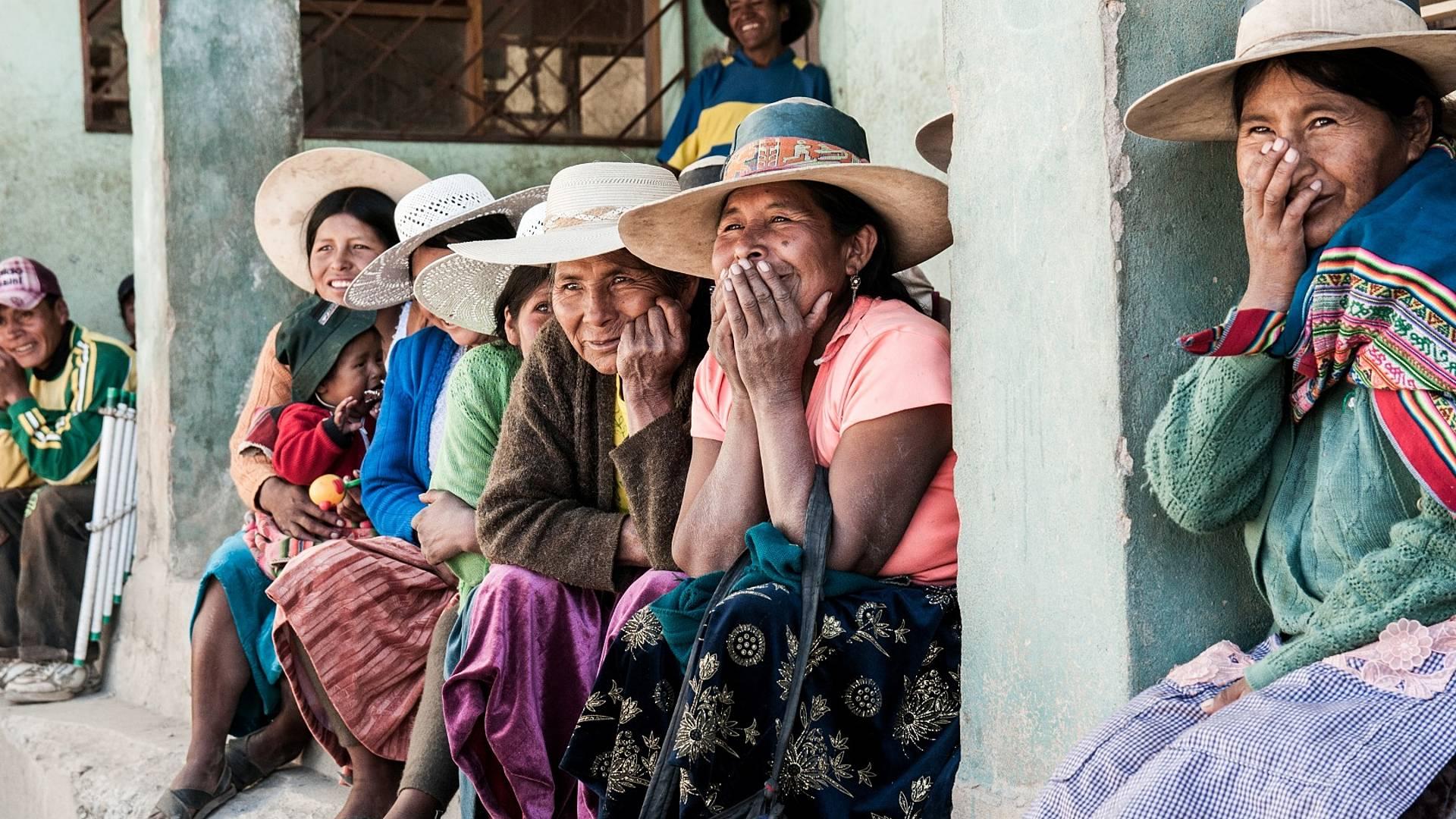 Salar de Uyuni, Titicaca und mehr: Bolivianische Highlights!