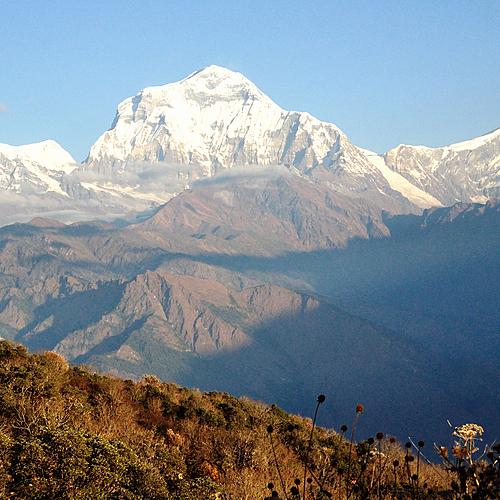 Sanctuaire des Annapurna - Katmandou -