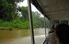 Extension au Parc National de Tortuguero