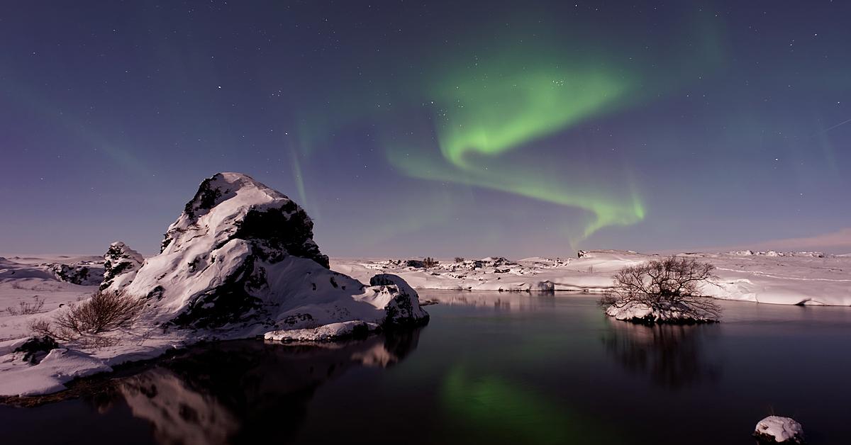 Voyage à la neige Islande : Escapade aventure sous les aurores boréales
