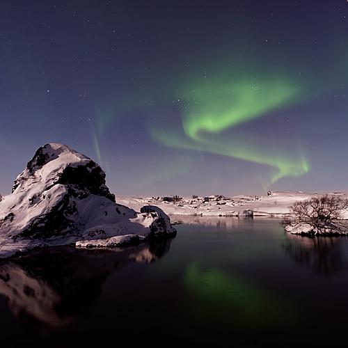 Escapade aventure sous les aurores boréales - Islande -
