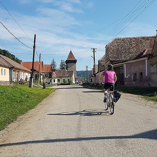 Découverte de la Transylvanie à vélo -