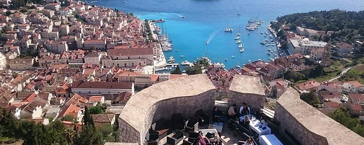 Vacaciones en Adriático desde Split, Dubrovnik hasta Isla Hvar