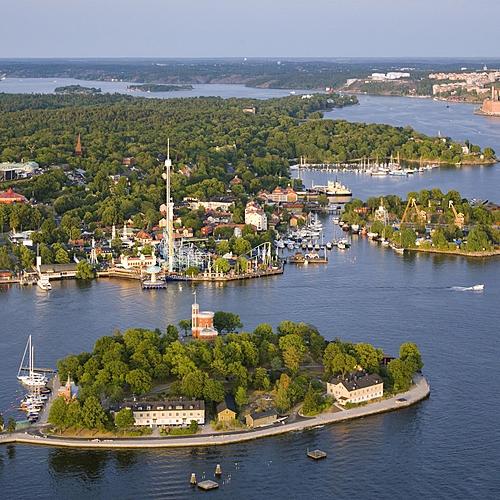 Stockholm Nature - Séjour en liberté et multi-activités guidées (spécial été) - Stockholm -
