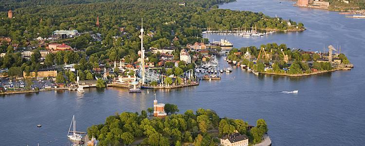 Stockholm Nature - Séjour en liberté et multi-activités guidées (spécial été)