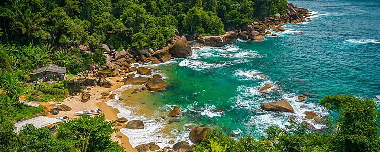 Tropisches Inseltrekking – Paratys Schätze