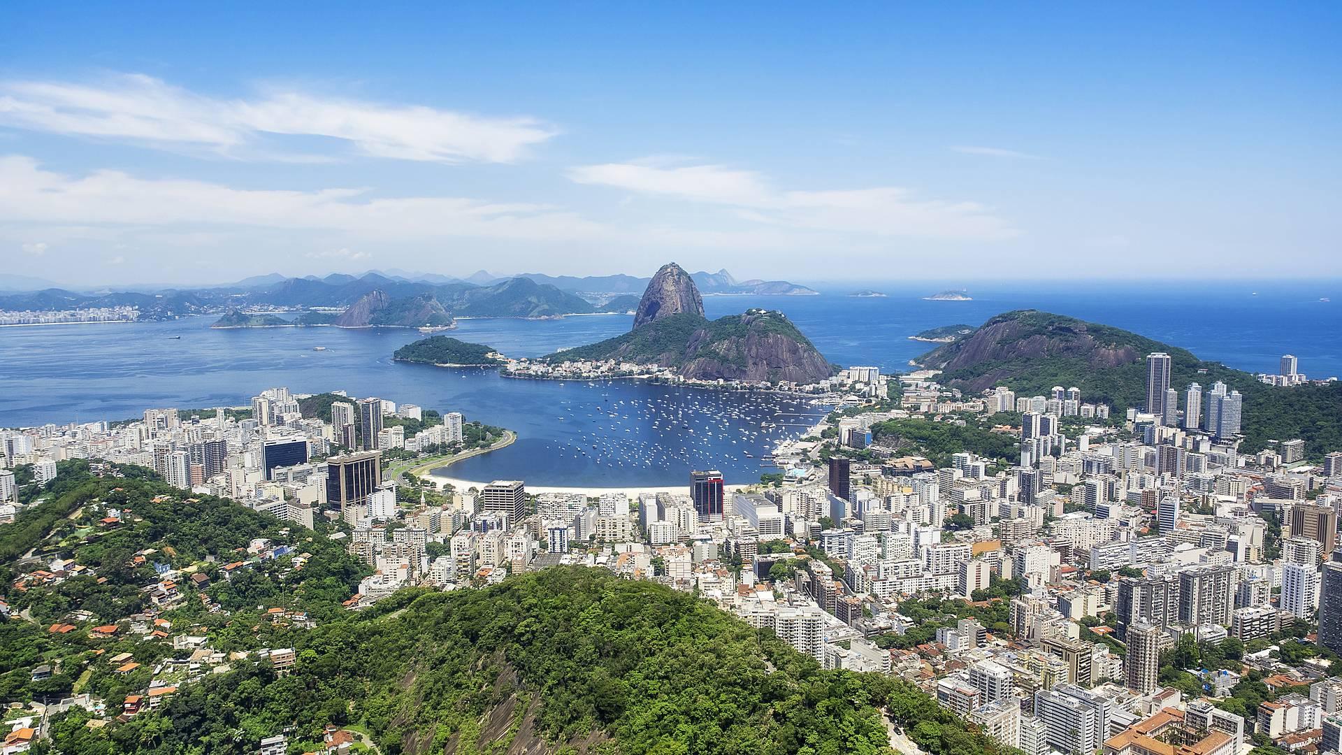 Highlights von Rio zum Amazonas und Salvador