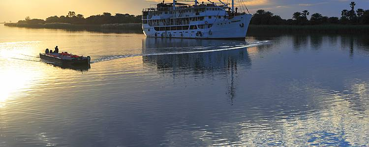 Crociera sul fiume Senegal