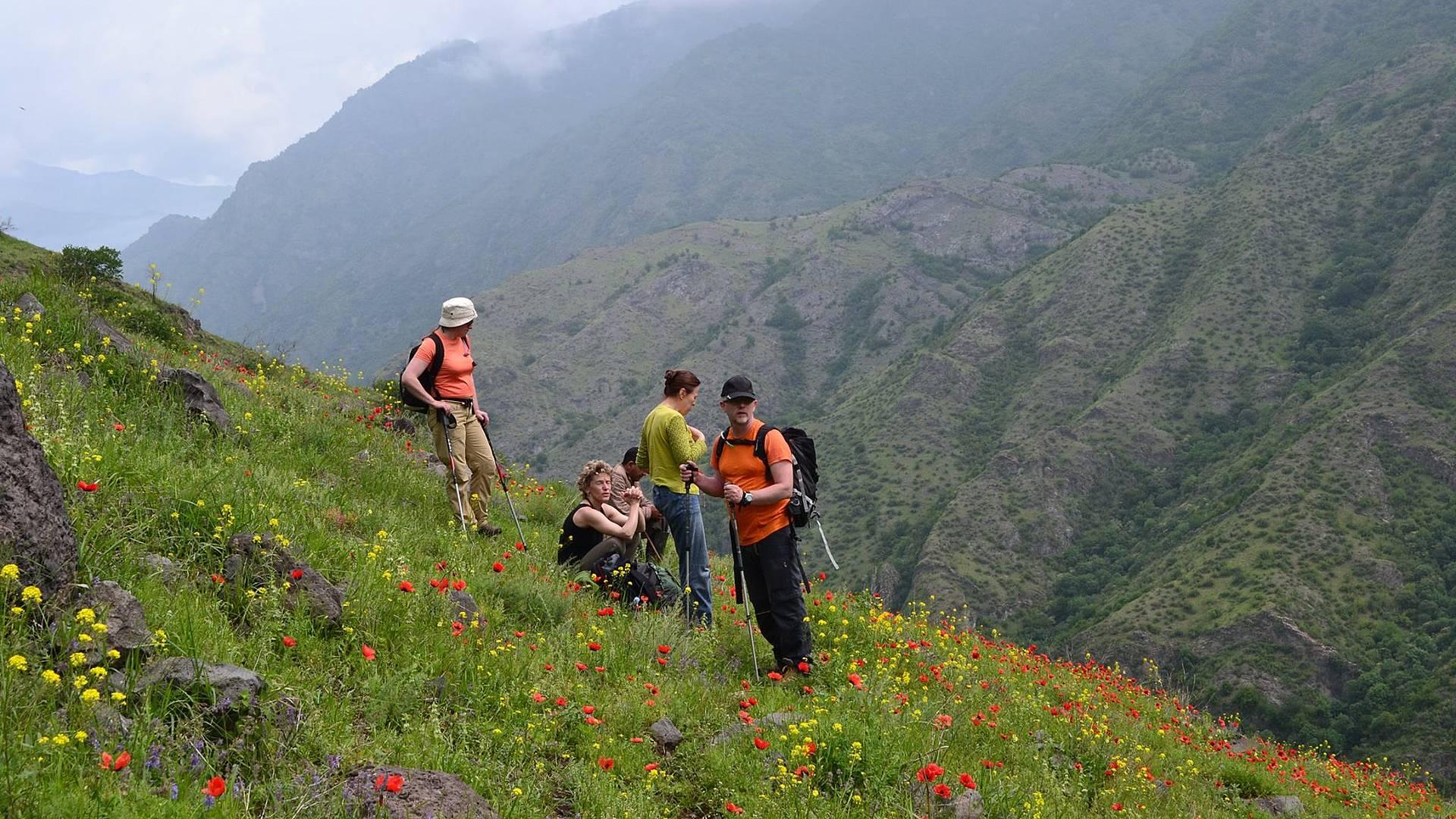 Naturaleza y excursiones locales en familia