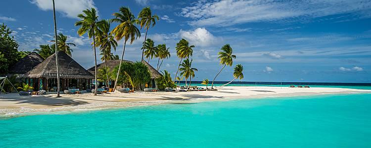 Un combinato con le Maldive