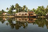 Les canaux du Kerala