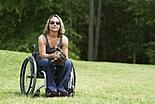 Voyageur handicapé